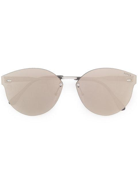 Retrosuperfuture Sonnenbrille Ohne Gestell - Nude