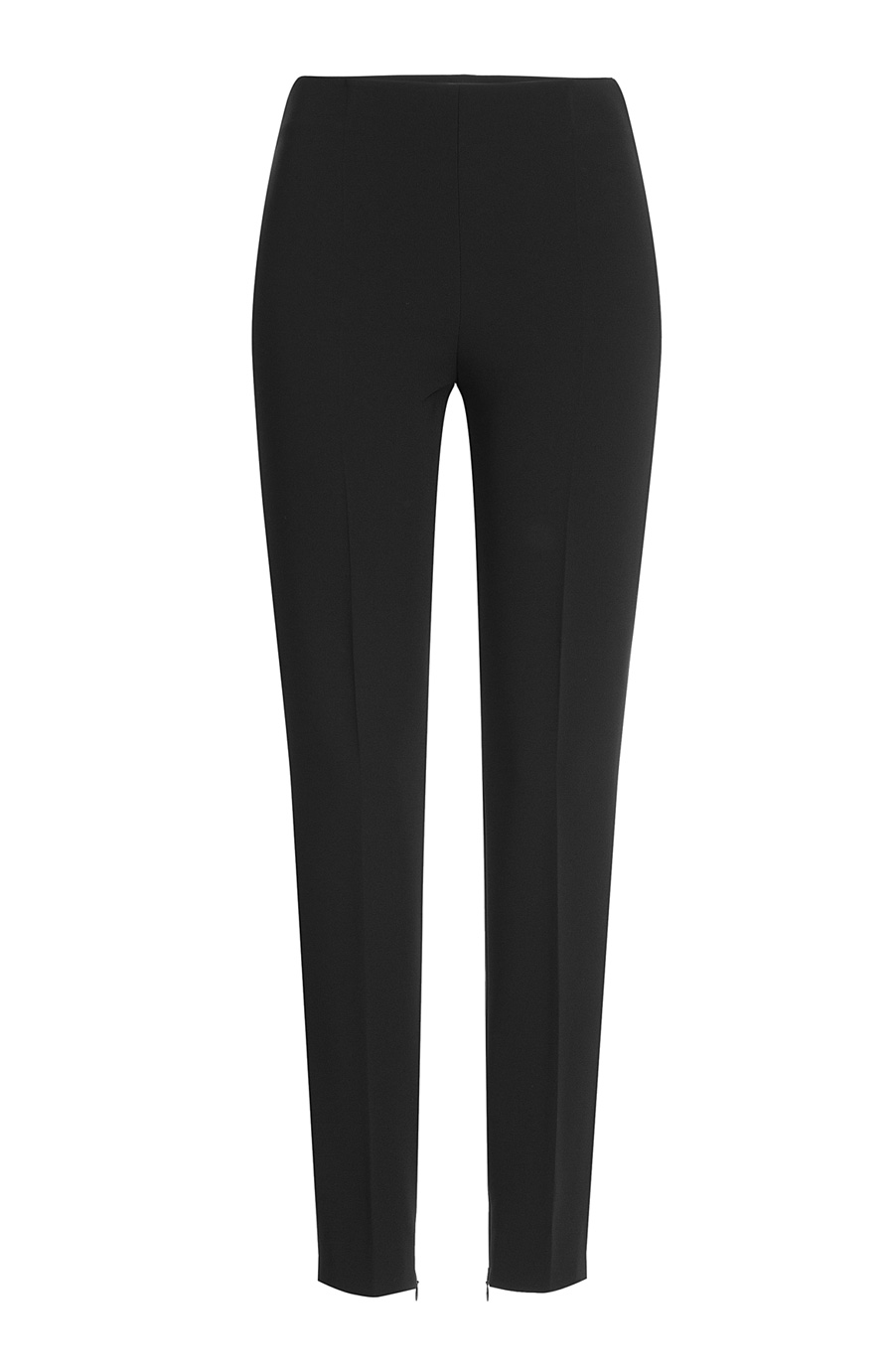 Moschino Skinny Pants In Black