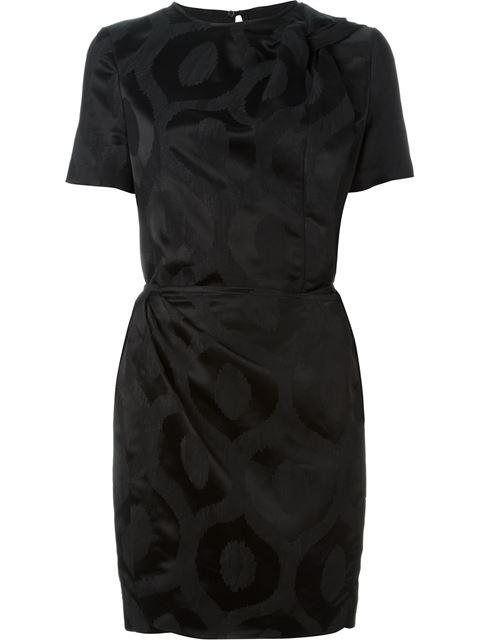 Isabel Marant 'servane' Jacquard Dress