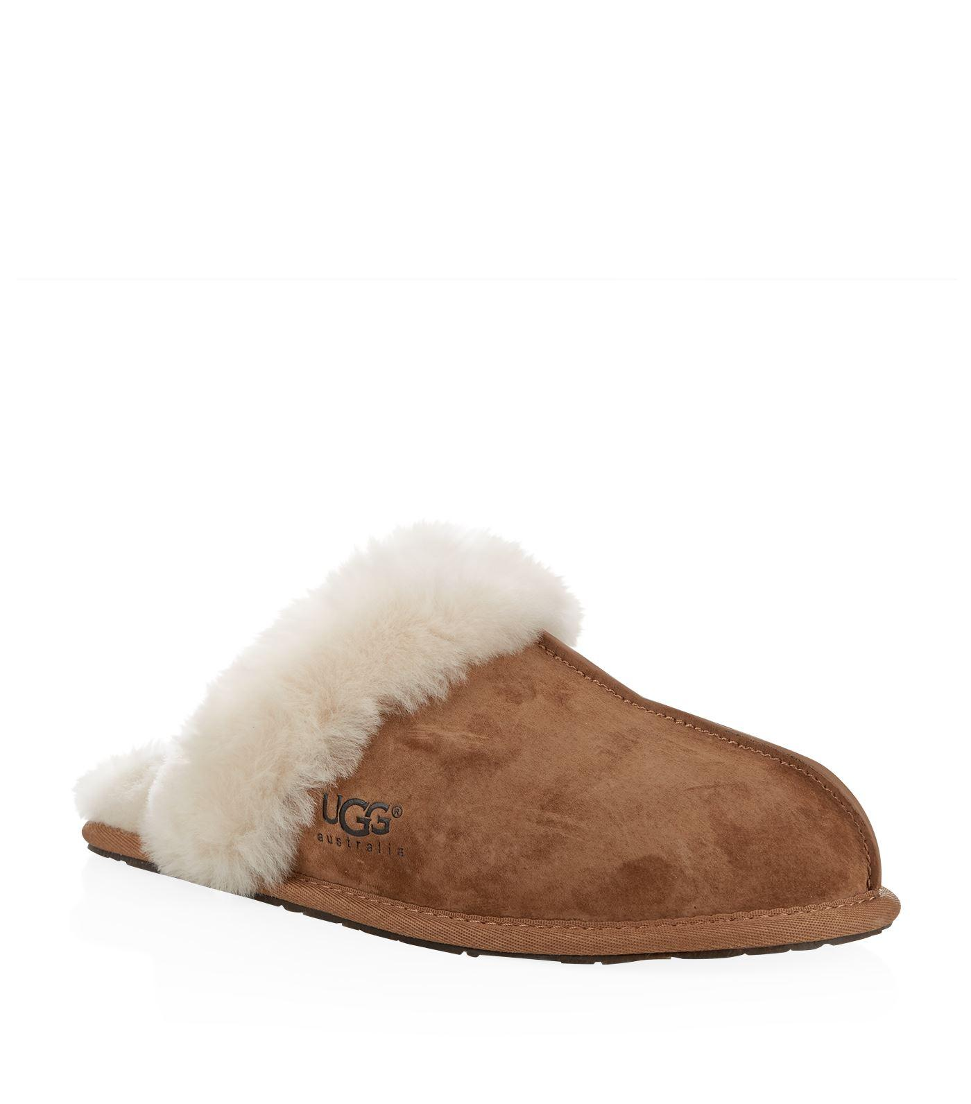 073a1791f9b Insole  Genuine sheepskin sockliner that naturally wicks away moisture and  helps keep your feet dry. All slippers are fully lined with 17mm sheepskin.