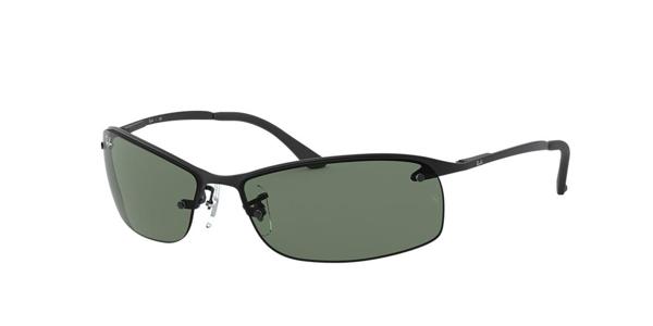 Ray Ban Rb3183 Gunmetal, Green Lenses - Rb3183