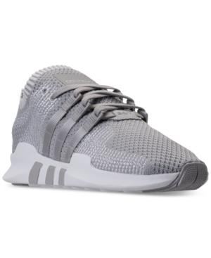 a7eb7fa96b06 Adidas Originals Adidas Men s Originals Eqt Knit Og Basketball Sneakers  From Finish Line In Grey