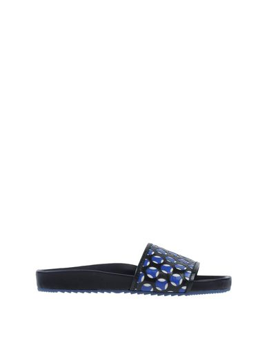 Marc Jacobs Sandals In Bright Blue