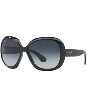 Ray Ban Ray-Ban Sunglasses, Rb4098 Jackie Ohh Ii In Black/Grey Gradient