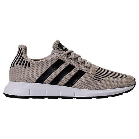 e00c8f37094c6 Adidas Originals Adidas Men s Swift Run Casual Sneakers From Finish Line In  Sesame Core Black