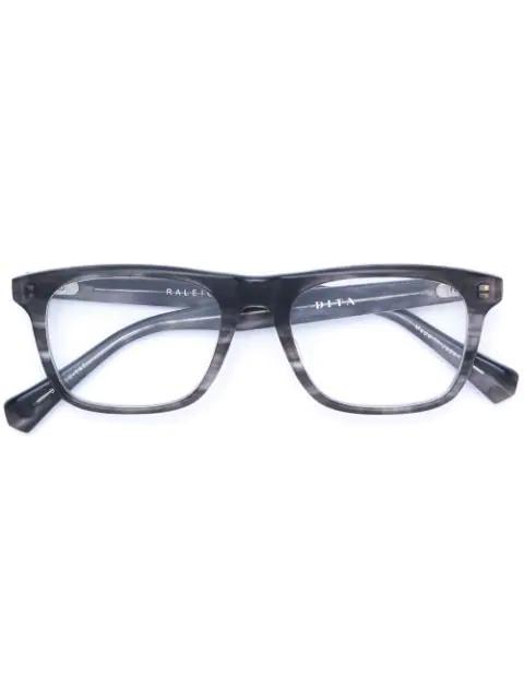 Dita Eyewear Raleigh Glasses In Grey