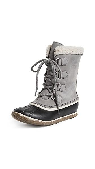 quality buying now fashion styles Sorel Caribou Slim Waterproof Boot In Quarry | ModeSens