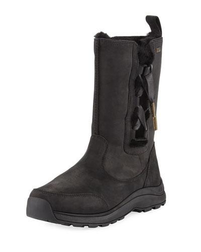 2359ce1f26a Suvi Corset Waterproof Boot, Black