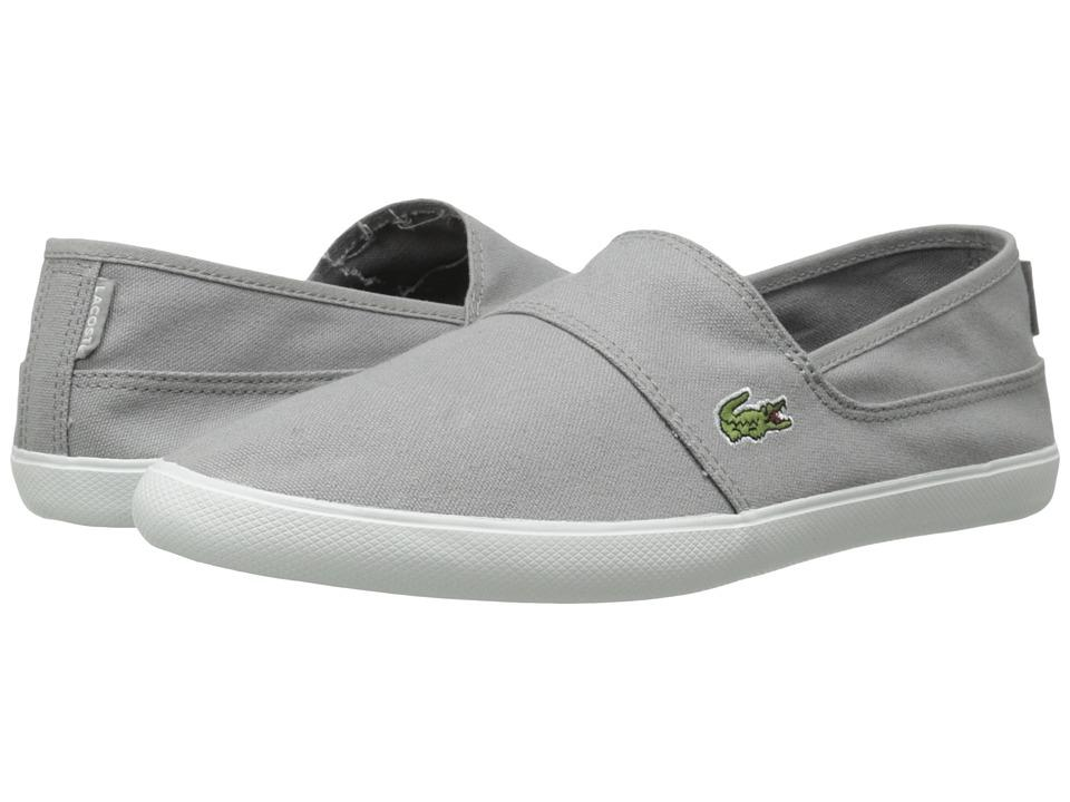 383be94f8022 Lacoste - Marice Lcr (Grey Grey) Men s Slip On Shoes