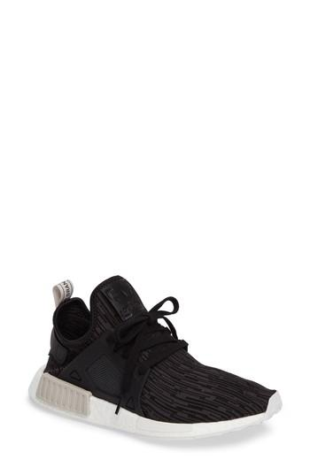 783883a495581 Adidas Originals Nmd Xr1 Athletic Shoe In Black  Black  White