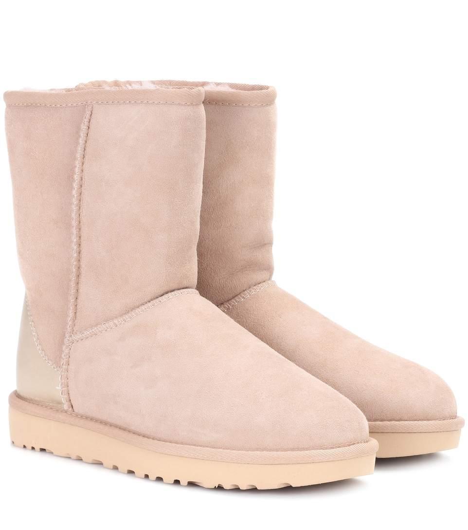 7ad25e57574 Classic Short Ii Metallic Boots in Dri