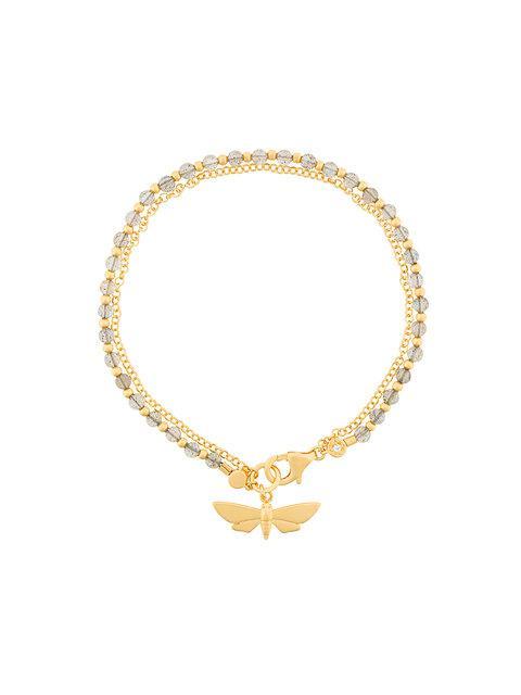 Astley Clarke Moth Biography Bracelet