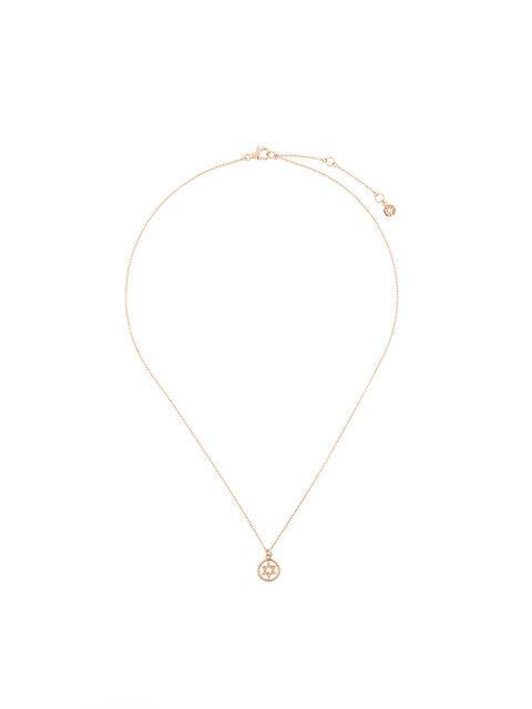 Astley Clarke Star Of David Biography Necklace  In Metallic