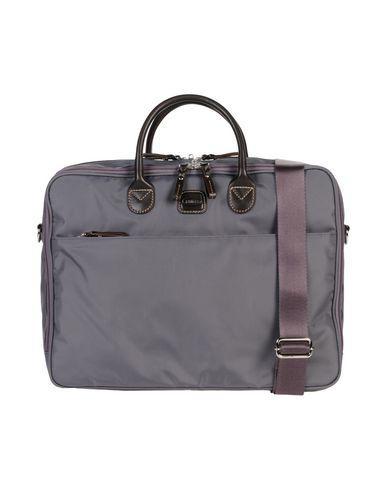 Bric's Work Bag In Lead