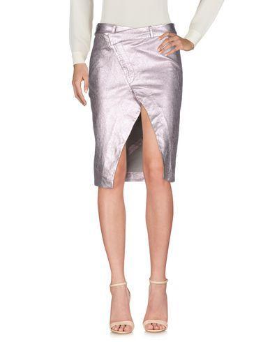 A.F.Vandevorst Knee Length Skirts In Pink