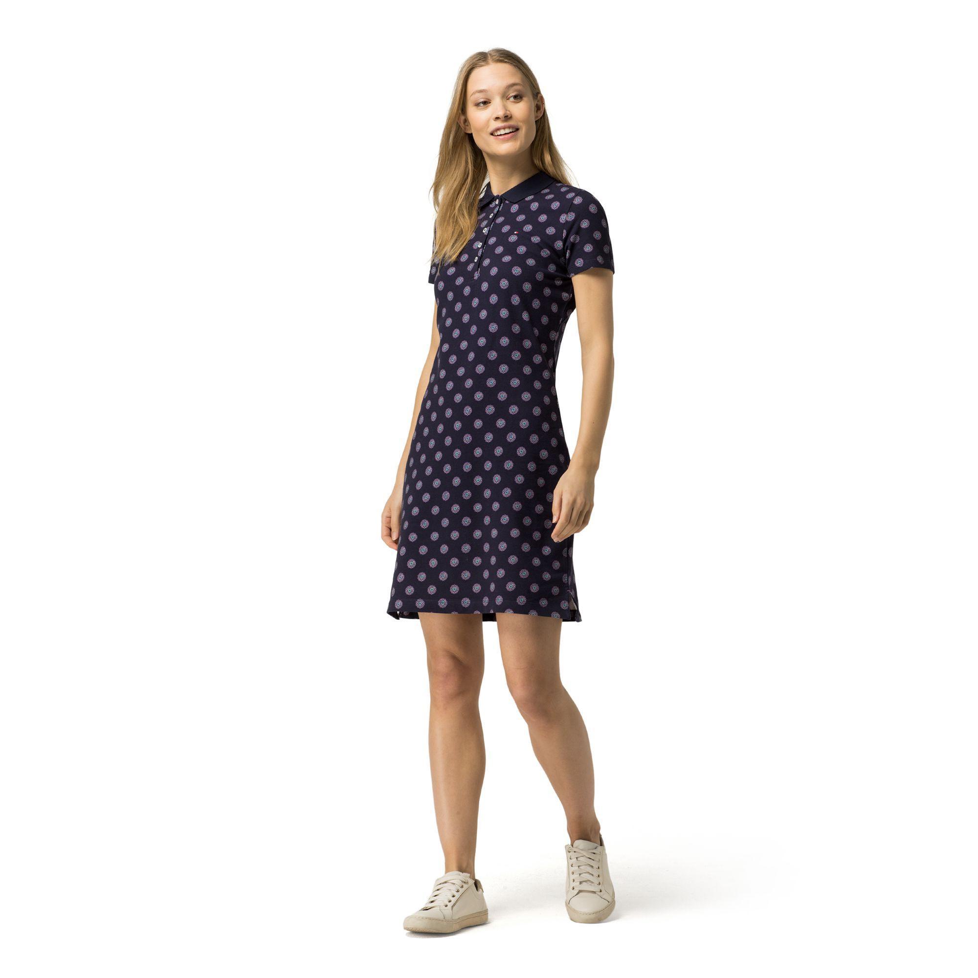 tommy polo dress
