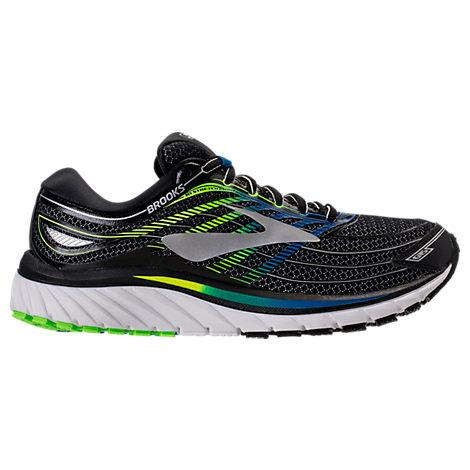 a3d1532d7 Brooks Men s Glycerin 15 Running Sneakers From Finish Line In Black ...
