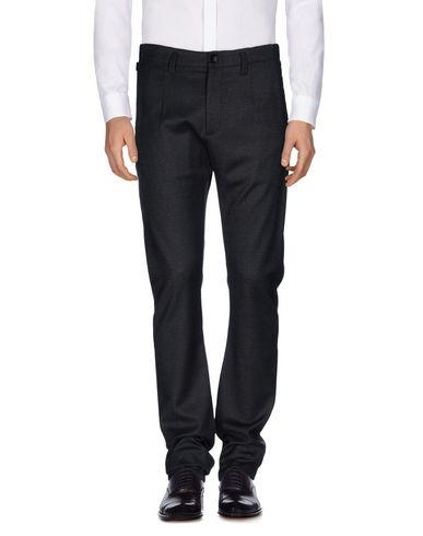 Armani Collezioni Casual Pants In Steel Grey