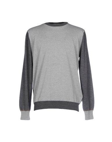 Canali Sweaters In Grey