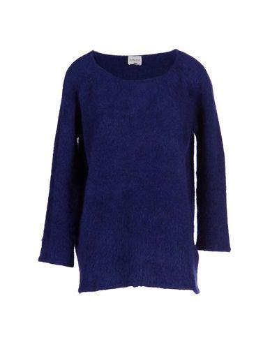 Armani Collezioni Sweater In Blue