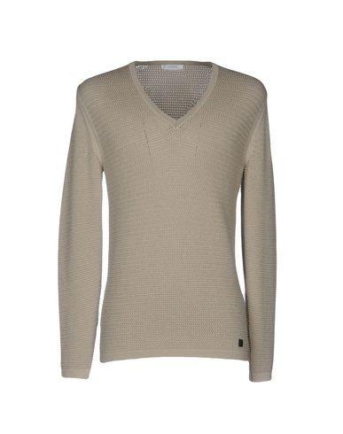 Versace Sweaters In Light Grey