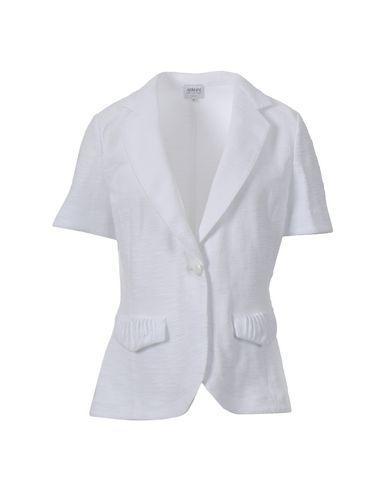 Armani Collezioni Blazer In White