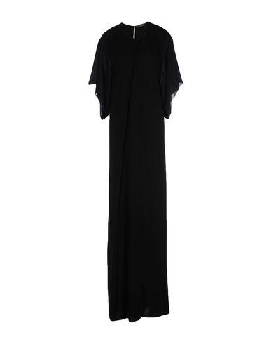 Costume National Long Dress In Black