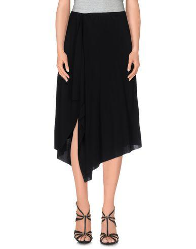 Costume National Midi Skirts In Black