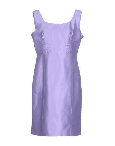 Armani Collezioni Knee-length Dress In Lilac
