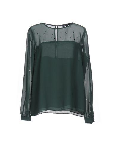 French Connection Blouses In Emerald Green