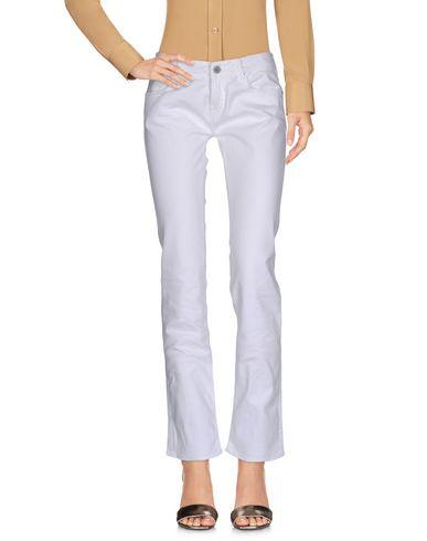 Incotex Casual Pants In White