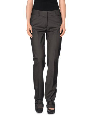 Piazza Sempione Casual Pants In Lead
