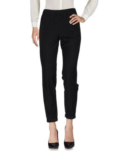 French Connection Casual Pants In Black