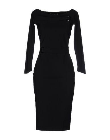 Chiara Boni La Petite Robe Knee-length Dresses In Black