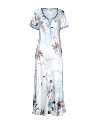 Vivis Nightgowns In Sky Blue
