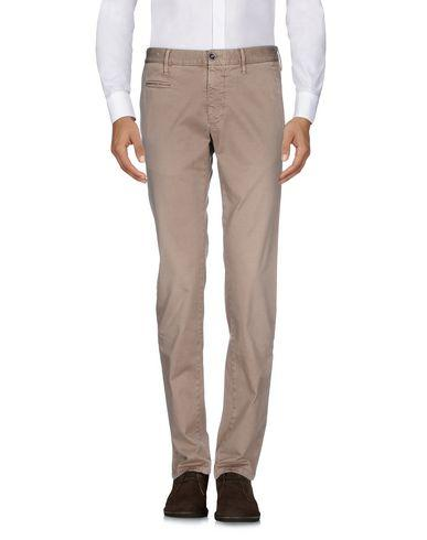 Incotex Casual Pants In Light Brown
