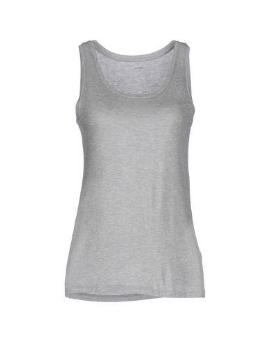 Majestic Basic Top In Light Grey