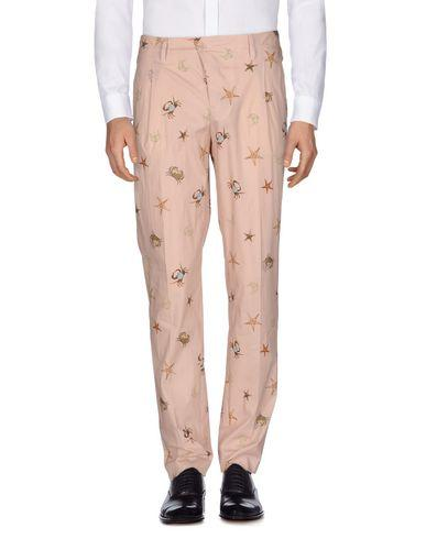 Versace Casual Pants In Pink