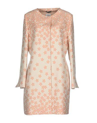 Cinzia Rocca Full-length Jacket In Light Pink