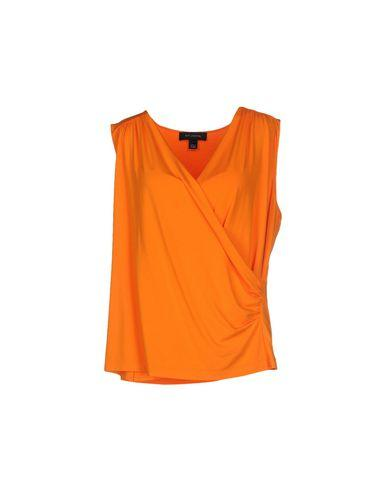 St. John Top In Orange