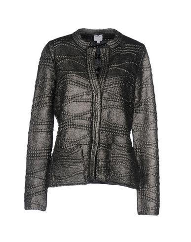 Armani Collezioni Cardigans In Grey