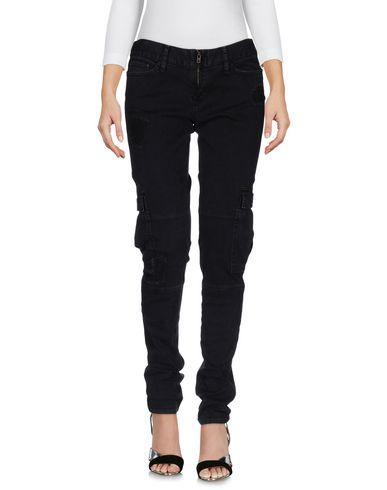 Hudson Denim Pants In Black
