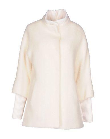 Cinzia Rocca Coat In White