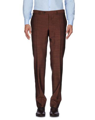 Canali Casual Pants In Cocoa