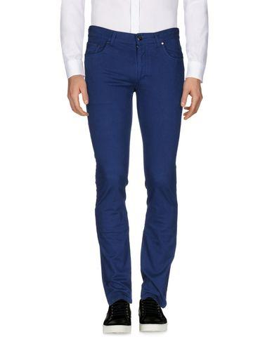 Versace Casual Pants In Blue
