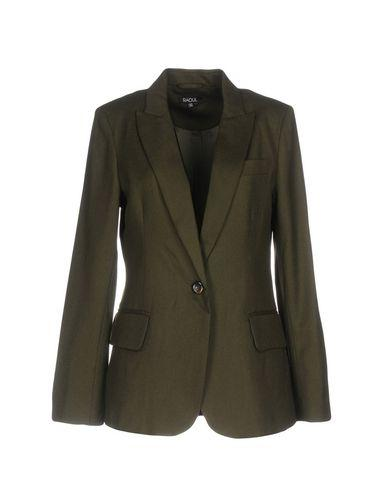 Raoul Blazers In Military Green