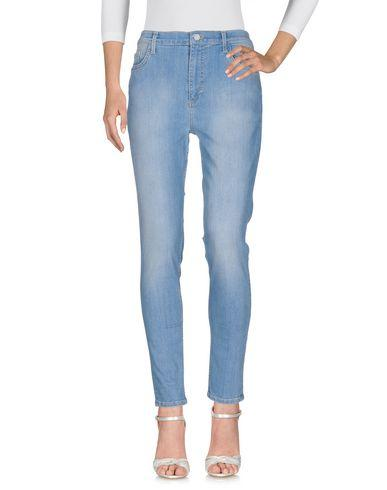 French Connection Denim Pants In Blue