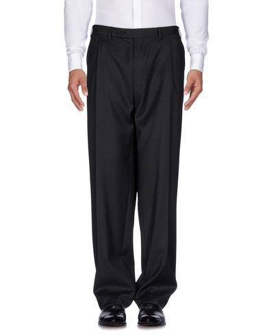 Canali Casual Pants In Lead