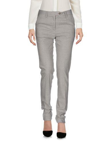 Kiton Casual Pants In Light Grey