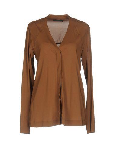 Donna Karan Shirts In Camel